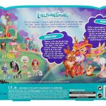 Enchantimals Coffret Jardin Enchanté 13