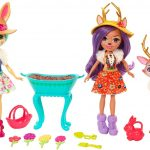 Enchantimals Coffret Jardin Enchanté 7