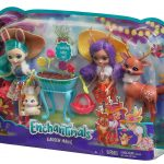 Enchantimals Coffret Jardin Enchanté 9