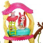 Enchantimals la maison de Panda 5