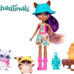 Coffret Enchantimals - Camping Aventure
