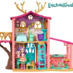 Coffret Enchantimals - La Maison de Danessa Biche