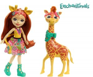 Enchantimals Gillian Girafe