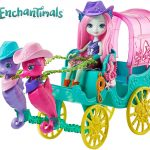 Coffret Enchantimals - La Calèche des Hippocampes